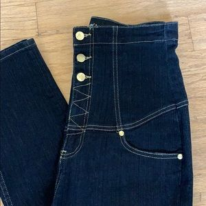 Virgin Only Jeans - Super High Waist Jeans